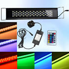 Aquarium Fish Tank Over Head LED SMD Lamp Light Lighting RGB White Blue Color