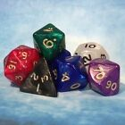Pearl poly dice set Children, Family, Modern plastic adults