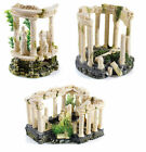 Greek Roman Themed Ancient Ruins Aquarium Ornament Fish Tank BiOrb Decoration