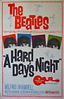 0330 Vintage Music Poster Art  The Beatles A Hard Days Night   *FREE POSTERS