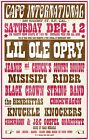 0334 Vintage Music Poster Art  Lil Ole Opry   *FREE POSTERS