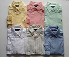 Men Polo Ralph Lauren Oxford Sport Shirt Size S M L XL XXL - STANDARD-FIT. NWT!