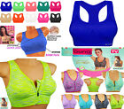 Sport BH TV Push up Bra Comfort Neon Farben Bustier TOP NEU 16 Colors 2 Modelle