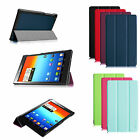 "Slim Leather Lightweight Case Cover for Lenovo Tab S8-50 8""-Inch Android Tablet"