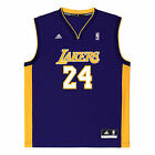 adidas Los Angeles Lakers Replica NBA Jersey #24 Kobe Bryant