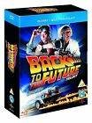Back to the Future Complete Trilogy 1-3 Blu Ray 1 2 3 NEW Box Set Collection
