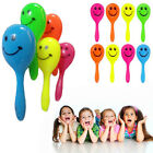 Rattle Shaking Babies Kids Mini Smiley Maracas Children's Party Bag Fillers Toys