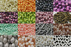 MULTICOLOR oval top drilled freshwater pearl DIY jewelry making limited offer