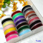 Velvet Ribbons Trim Crafts Sewing DIY U Pick Color From 32 Colors