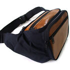 World Wide Free Shipping NEW Brown Fanny Waist Pack Passport Travel Bag N201