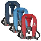 CREWSAVER Crewfit 165N Sport Lifejacket - Auto With Harness & Manual Available