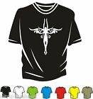 T-Shirt - Engel 085 - Spass - Kult  - Neu - Club - Must Have