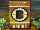 Boston Bruins Light Switch Wall Plate Cover #1 - Variations Available $15.99 USD on eBay