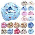 Cute Baby Toddler Infants No Bumps Head Safety Cap Hat Helmet Headguard Protect