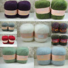 Wholesale! Luxury Angola Mohair Cashmere Wool Yarn Skein Hot Fine Remarkable