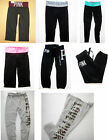NWT Victoria's Secret Pink Sweatpants Fleece Activity Yoga Pants
