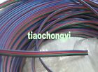 4-PIN RGB Extension Wire Cable Cord For 3528/5050 RGB LED Strip Light Wholesale