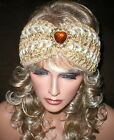 Womens Teens Vintage Style Reproduction Rhinestones Brooch Headwraps 30 Choices