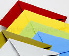 Quality Envelopes for Greeting Cards - Coloured