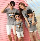Family outfits 3D tiger Woman Girl Man Boy sets Fashion Girls Boys t shirt+pants