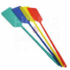 FLY SWATTER BUG MOSQUITO INSECT WASPS PLASTIC CATCHER SEAT ZAPPER 4PCS BIG HEAD