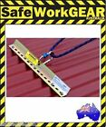 Roof Anchor Point Restraint Tether Plate 500mm Height Safety