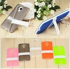 Fashion Protective Impact Kickstand TPU Cell Case Stand Back Cover For MEIZU MX4