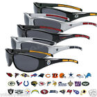 OFFICIAL LICENSED NFL FOOTBALL OUTDOOR SPORTS WRAP SUNGLASSES - PICK YOUR TEAM
