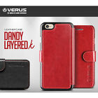 VERUS Dandy Layered Leather skin Smartphone Cover Wallet Cases for iphone,Galaxy