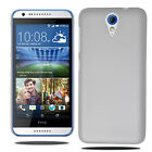 Slim Hybrid Hard Case Clip On Back Cover & Screen Protector For HTC Desire 620