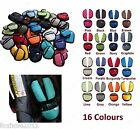 Baby Car Seat and Pushchair Belts Crotch Cover Harness Shoulder Straps Pads 3pcs