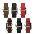Genuine Leather Watch Band Strap For Apple Watch Watch Edition Men & Women