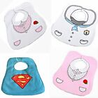 Baby Toddler GIRLS & BOYS DRESS UP BIBS New  -  GET ONE FREE!