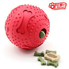 Pet Dog Toy Interactive Training Toy Snacks Leaking Feeding Ball Natural Rubber