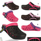 LADIES GARDEN CLOGS WOMENS SUMMER SANDALS BEACH SUMMER NURSE HOSPITAL SHOES SIZE
