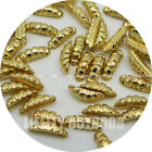 Pick Size / 100 Tungsten Shrimp Body, Scud Shell, Fly Tying / Gold Color
