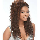 Free Shipping Spanish Wave Lace Front Wig  Color 2#100% Virgin Human Hair