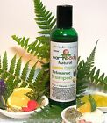earthbody LEMON CYPRESS REBALANCE SHAMPOO ~ 100% Pure ~ Natural ~ Organic .