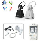 Bluedio 99B Bluetooth 3.0 Wireless Headset  W/ Charger Dock For iPhone Samsung