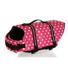 Multi-size Dog Life Jacket Pet Safety Float Vest Swimming Preserver Hound Saver