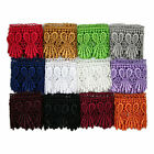"""1.75"""" White Black Ivory Brown Red 13 Colors Venice Lace Trim Guipure By Yardage"""