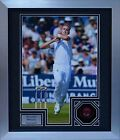 Stuart Broad Signed Cricket Ball & Photo Display Framed