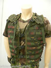 Dutch Army Tac vests in Camo Med & Large Used Surplus