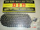 DID 520 104 ROLLER CHAIN NEW