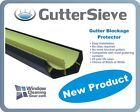 Gutter Sieve. Gutter Guard Blockage protector not hedgehog.