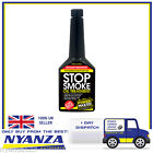 POWER MAXED STOP SMOKE ENGINE OIL TREATMENT ADDITIVE LOWER EMISSIONS BLACK SMOKE