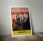 Vintage Retro Travel Poster-A4-Choice of 60 quality posters- BUY 3 GET 2 FREE