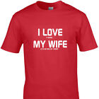 I LOVE IT WHEN MY WIFE LETS ME RIDE MY TERROT funny t shirts