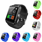 New Bluetooth Smart Wrist Watch Phone Mate For IOS iPhone Android Samsung