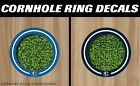 Dallas Mavericks Cornhole Ring Bag Toss Cast Vinyl Full Color HD Hole Decals! on eBay